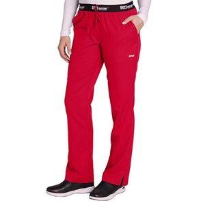 Grey's Anatomy Active Scrub Pants size XL. Red